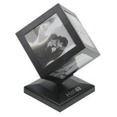 Engraved Photo Cube