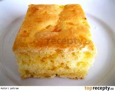 Kompotová buchta bez lepku, mléka a vajec Bubble Tea, Biscotti, Cornbread, Vanilla Cake, Paleo, Low Carb, Gluten Free, Ethnic Recipes, Desserts