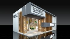 Facade Design, Exterior Design, Exhibition Stall Design, Jewellery Shop Design, Smart Furniture, Stand Design, Pavilion, Behance, Architecture