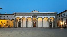Basilica della Santissima Annunziata Firenze Regione Toscana - Italia  # comunichiamoalmondolitalia