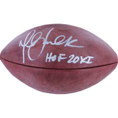 Marshall Faulk NFL Duke Football w/ 'HOF 20XI' Insc.