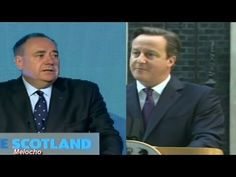 Scotland Rejects Independence Alex Salmond & David Cameron Reaction Alex Salmond lost his bet referendum on independence for Scotland, but he tore increased autonomy that ensures him a place in the country's history of Scots. http://www.youtube.com/watch?v=BuYov2vLUSg Scotland Rejects Independence Alex Salmond & David Cameron Reaction