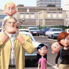 Brad Bird gives update on The Incredibles 2 what so many superhero movies means for the sequel http://shot.ht/1Y424VL @EW