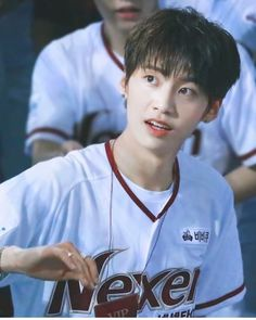 "LEE JINHYUK | 이진혁 di Instagram ""Lee Jinhyuk will throwing the ceremonial first pitch for Kiwoon Heroes on September 13th. _  SO PROUD OF HIM 🤧❤️…"" Lil Boy, Btob, Vixx, Boyfriend Material, Super Junior, Handsome Boys, Korean Actors, Monsta X, Shinee"