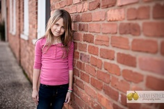 Future JCrew Crew Cuts model. Family #Photography with #brick wall