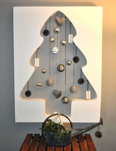 idées déco sapin de Noël Original