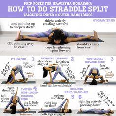 いいね!966件、コメント19件 ― Jib Aksorndeeさん(@yogawithjib)のInstagramアカウント: 「#howtoyogawithjib  . Upavistha Konasana or straddle split was my least favorite stretch. I…」