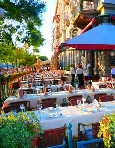 Dunacorso Restaurant, Budapest  Want to see the world and know someone looking to make a hire? Contact me, carlos@recruitingforgood.com