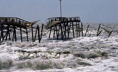 Today is the 24th anniversary of Hurricane Hugo Damage to Isle of