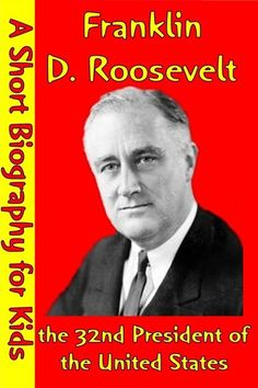 Buy Franklin D. Roosevelt : the President of the United States: (A Short Biography for Children) by Best Children's Biographies and Read this Book on Kobo's Free Apps. Discover Kobo's Vast Collection of Ebooks and Audiobooks Today - Over 4 Million Titles! 32 President, First Citizens, Biographies, Roosevelt, Free Apps, Presidents, Audiobooks, Ebooks, This Book