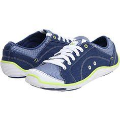 The Jennie shoe.  Blue & White gingham checks--so fun!