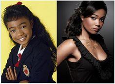 Awkward Childhood Stars Who Turned Insanely Hot TATYANA ALI | Club Gossip Asia Eropa Amerika Africa