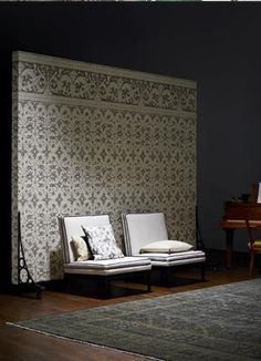 arden wallpapers with melissa white from zoffany