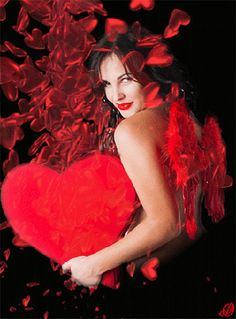 The perfect Love Heart Red Animated GIF for your conversation. Discover and Share the best GIFs on Tenor. Happy Valentines Day Gif, Funny Valentine, Red Colour Images, Holiday Gif, Love Heart Gif, Gifs, World Of Fantasy, Human Soul, Animated Gif