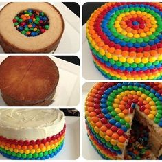 Birthday party food for teens how to make 34 New ideas Christmas Desserts, Fun Desserts, Cupcakes, Cupcake Cakes, Bts Cake, Easy Cakes To Make, Cake Recipes, Dessert Recipes, Teen Cakes