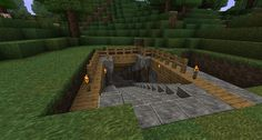 minecraft base ideas - Google Search                                                                                                                                                                                 More Minecraft Plans, Minecraft Stuff, Video Minecraft, Minecraft Blueprints, Minecraft Games, How To Play Minecraft, Amazing Minecraft, Minecraft City, Cool Minecraft Creations