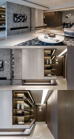 Home Room Design, Kitchen Design, House Design, Modern Interior Design, Luxury Interior, Drawing Room Interior, Living Room Tv Unit Designs, Cabinet Design, House Rooms