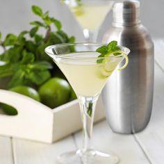 Elderflower and mint Daiquiri - Recipes - Your Home Online