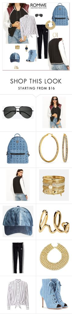"""THE ON THE PLAYGROUND CHIC{K}"" by g-vah-styles ❤ liked on Polyvore featuring Yves Saint Laurent, MCM, Bling Jewelry, Avenue, Ashley Stewart, Chloé, Madewell, Chanel, Equipment and Gianvito Rossi"