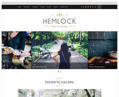 Hemlock theme: $45
