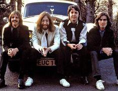 The Beatles. A George Vreeland Hill post. Foto Beatles, The Beatles 1, Beatles Art, Beatles Photos, George Beatles, George Harrison, Ringo Starr, Paul Mccartney, Anos 60