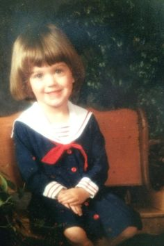 I'm not big on Katy Perry's music, but she's an adorable little girl in this pic.