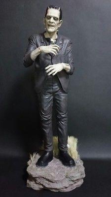 Boris Karloff 1931 Frankenstein Pro Custrom Model Tony McVey Universal Monster