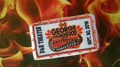 George Thorogood Cookies