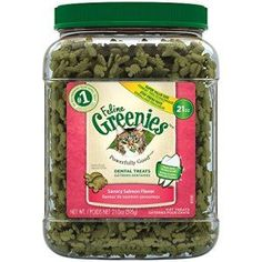 Feline Greenies Natural Dental Care Cat Treats, 21 Oz best price: Contains one 21 oz. tub of FELINE GREENIES Natural Dental Treats for Cats Catnip Flavor; Natural Cat Treats Plus Vitamins, Minerals, and Other Roast Chicken Flavours, Chicken Recipes, Happy Dental, Corn Gluten Meal, Oven Roasted Chicken, Complete Nutrition, Wild Bird Food, Teeth Cleaning, Lugares