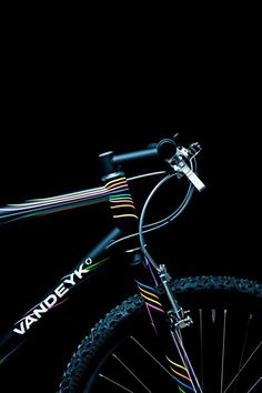 VANDEYK Contemporary Cycles is a collaboration of renowned creative professionals dedicated to a simple mission; designing and building the most ravishingly beautiful bicycles - and not compromising