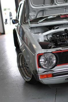 Just a sick MK I GT #VW #Volkswagen #Rvinyl