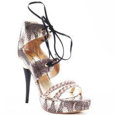 Beata Heel - Black White |  $142 BUY ➜ https://shoespost.com/beata-heel-black-white/
