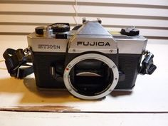 FUJICA STX-1N 35mm SLR Film Camera (body only) #Fujica #SLR
