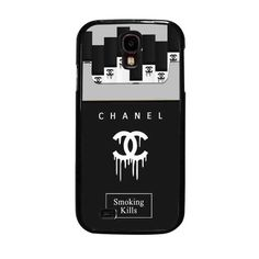 Cigarette Chanel Samsung Galaxy s4 case http://www.artbetinas.com/collections/samsung-galaxy-s4-cases/products/cigarette_chanel_samsung_galaxy_s4_case