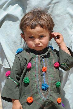 Hazara Boy in Daykundi Afghanistan