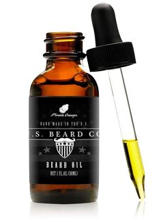Florida oranges Beard Oil from U.S. Beard