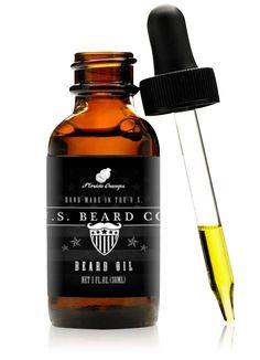 Florida oranges Beard Oil from U.S. Beard