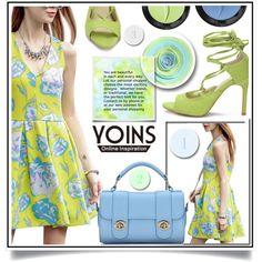Yoins XIII/5 by ewa-naukowicz-wojcik on Polyvore featuring moda, Sephora…