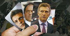 Argentina: Massa - Macri - Scioli