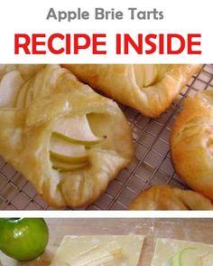 Apple Brie Tarts | Recipes & Me