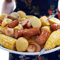 Classic Low Country Boil