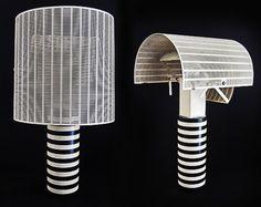 Mario Botta, Shogun Lamp, Artemide, Italy, 1986.