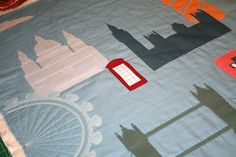 London Quilt - would love one of these!
