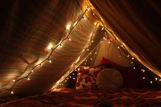Blanket Fort magic