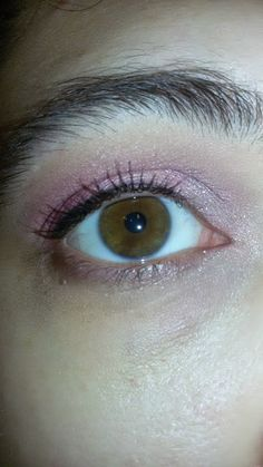 CHIKI88...  my passion for nails!: Thursday make up: Coral eyes!