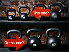 Introduction to kettlebell training