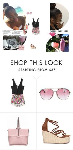 """""""YOINS- An Explosion Of Colour"""" by smil-ly ❤ liked on Polyvore featuring Minnie Rose, OPI, Olivia Burton and yoins"""
