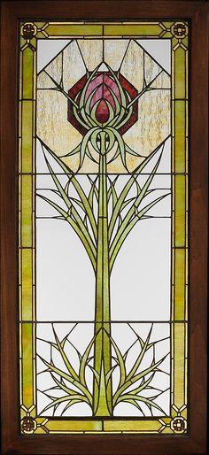 Window ~ by George Washington Maher ~ 1901