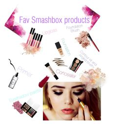"""All Smashbox cosmetics"" by xoxoallyv on Polyvore"