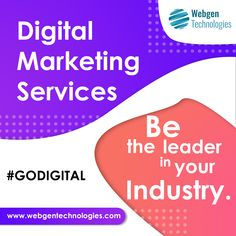 It's time for a digital shift! This pandemic and lockdown have already cost people dearly in their lives and businesses. But Businesses can't wait till things are normal, right? Let's get ready and overcome the fact that it will be as normal as ever and give your #BUSINESS a digital platform. So Go Digital by using Webgen Technologies services. #WGT #Webgentechnologies #globalservice #Godigital #digitalmarketing #googleads Seo Marketing, Digital Marketing Services, Google Ads, Blockchain, Platform, Technology, Let It Be, Business, People